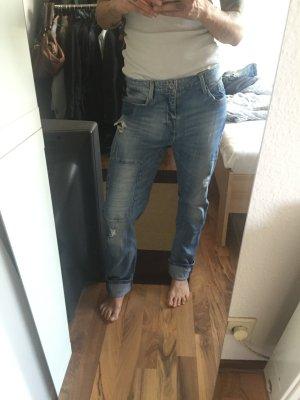 Boyfriend Jeans in Gr. 34