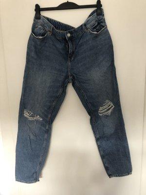 Boyfriend Jeans Low Waist