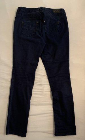 Tom Tailor Denim Boyfriend jeans blauw-donkerblauw
