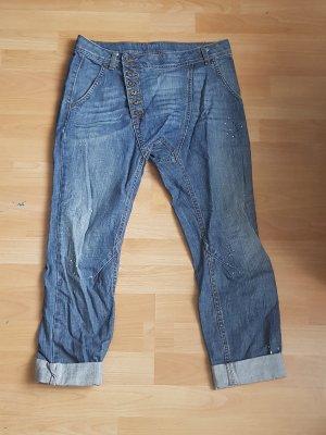 Vanilla Baggy jeans veelkleurig Gemengd weefsel