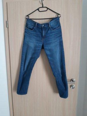 armedangels Jeans boyfriend bleu-bleu foncé
