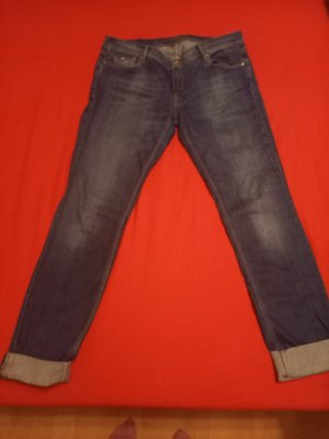 Gas Boyfriend Trousers slate-gray