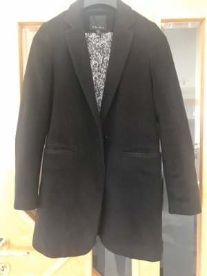 Amisu Frock Coat black