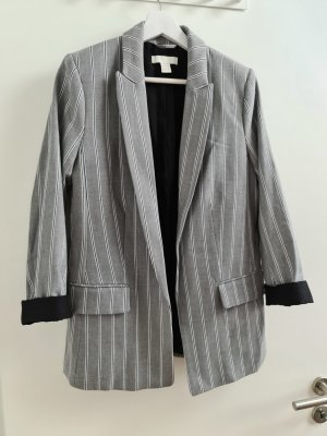 H&M Boyfriend Blazer multicolored