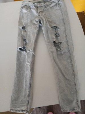 ❤️ boyfriend ripped jeans von Hollister ❤️