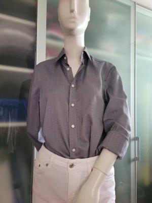 Olymp Camicia blusa grigio Cotone