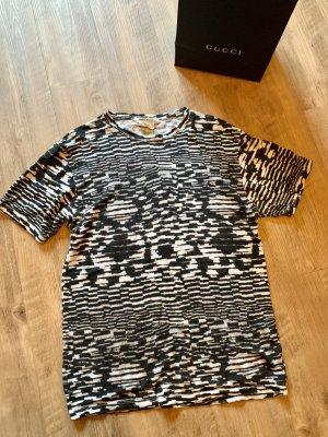 Isabel Marant pour H&M Oversized Shirt white-black