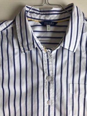 Joules Camicia blusa bianco-blu