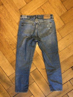 H&M Boyfriend Jeans multicolored
