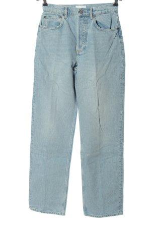 BOYISH JEANS Straight-Leg Jeans blau Casual-Look