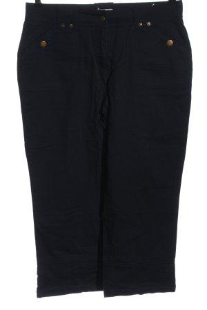 Boysen's 3/4-broek blauw casual uitstraling