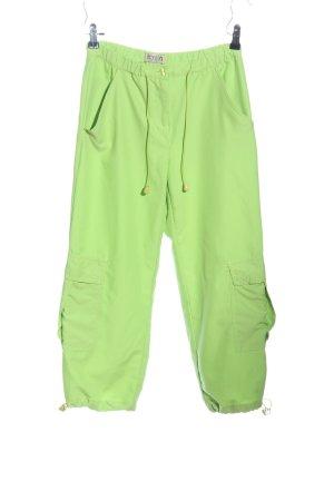 Boysen's 7/8-Hose grün Casual-Look