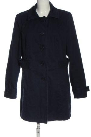 Boysen's Cappotto stile pilota blu stile casual