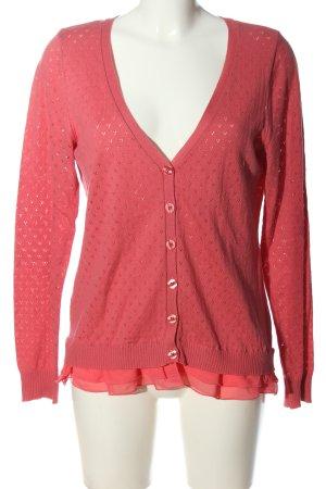 Boysen's Cardigan pink Casual-Look