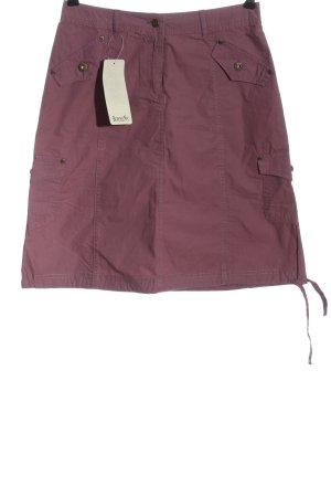 Boysen's Minigonna lilla stile casual