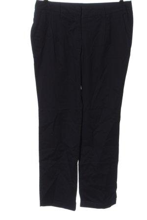 Boysen's Stoffen broek zwart casual uitstraling