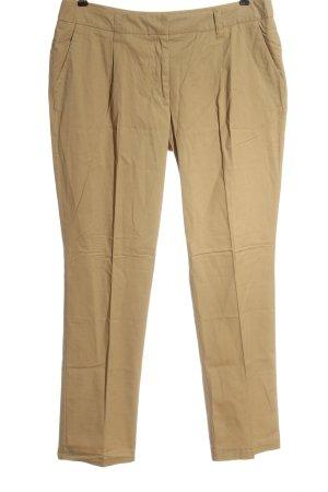 Boysen's Spodnie materiałowe nude W stylu casual