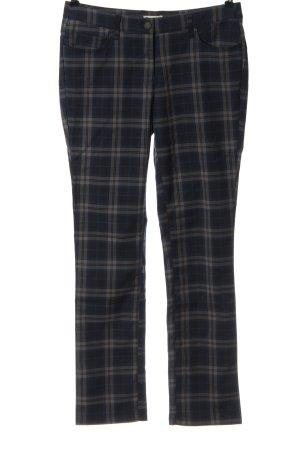 Boysen's Stoffen broek volledige print casual uitstraling