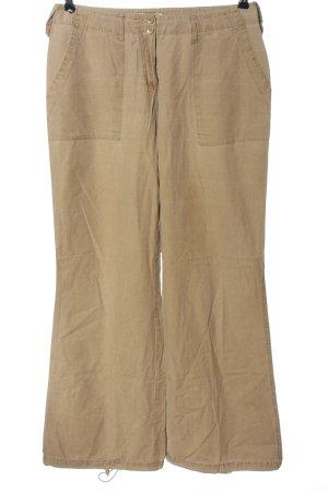 Boysen's Spodnie materiałowe nude Melanżowy W stylu casual