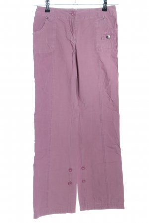 Boysen's Stoffhose pink Casual-Look