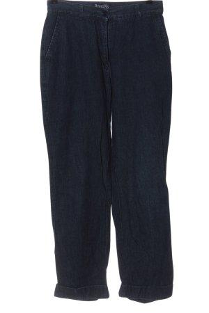 Boysen's Jeans a gamba dritta blu stile casual
