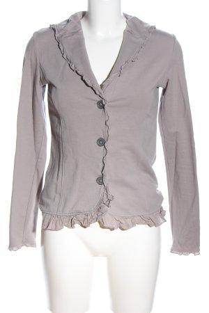 Boysen's Sweat Blazer light grey business style