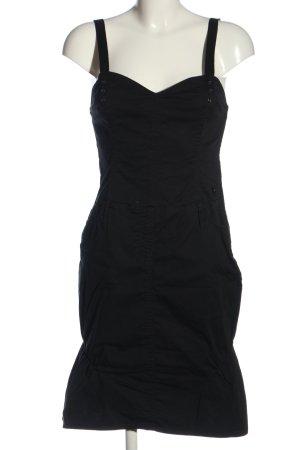 Boysen's Trägerkleid schwarz Casual-Look