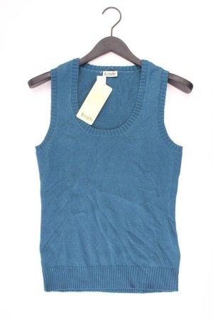 Boysens Fine Knit Jumper blue-neon blue-dark blue-azure cotton