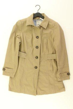 Boysens Mantel Größe 44 braun aus Baumwolle