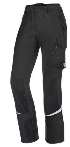 Pantalón de camuflaje negro