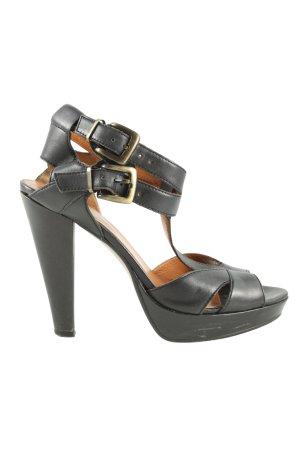 BP Zone High Heel Sandal black elegant