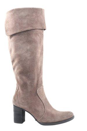 BP Zone High Heel Boots brown casual look