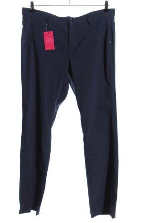 bpc 7/8-broek blauw casual uitstraling