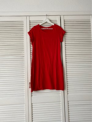 bpc selection T-shirt jurk rood