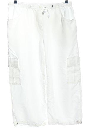 bpc Baggy Pants weiß Casual-Look