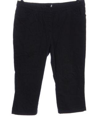 bpc bonprix collection 3/4 Length Jeans black casual look