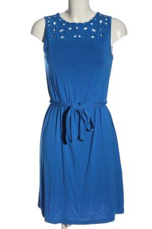 bpc bonprix collection A-Linien Kleid blau Casual-Look