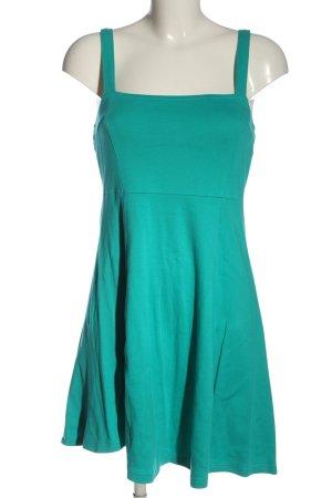 bpc bonprix collection A-Linien Kleid türkis Casual-Look