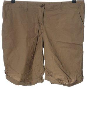 bpc bonprix collection Bermudy brązowy W stylu casual