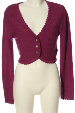 bpc bonprix collection Cardigan pink casual look