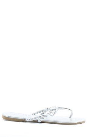 bpc bonprix collection Dianette Sandals light grey casual look