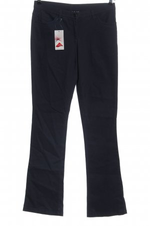 bpc bonprix collection Five-Pocket Trousers blue striped pattern casual look