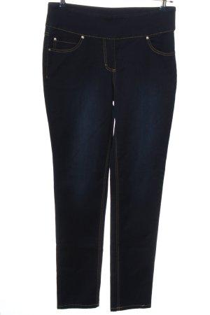 bpc bonprix collection Jeansy z wysokim stanem niebieski W stylu casual
