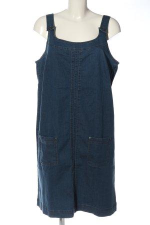 bpc bonprix collection Robe en jean bleu style décontracté