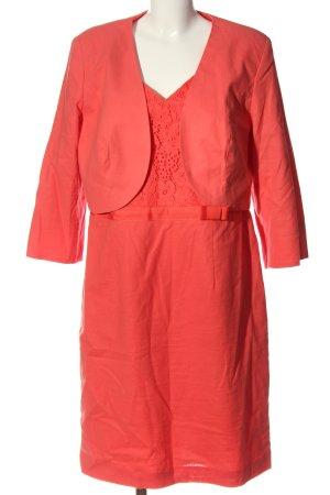 bpc bonprix collection Ladies' Suit red casual look