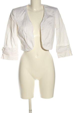 bpc bonprix collection Giacca corta bianco stile casual