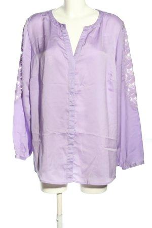 bpc bonprix collection Long Sleeve Blouse lilac business style