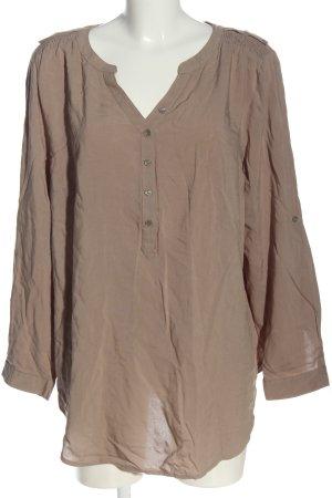 bpc bonprix collection Long Sleeve Blouse brown casual look