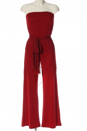 bpc bonprix collection Langer Jumpsuit rouge élégant