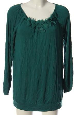bpc bonprix collection Longshirt grün Casual-Look
